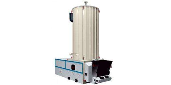 Vertical Thermal Oil Boiler System Coal Fired , Thermo Steam Boiler ...