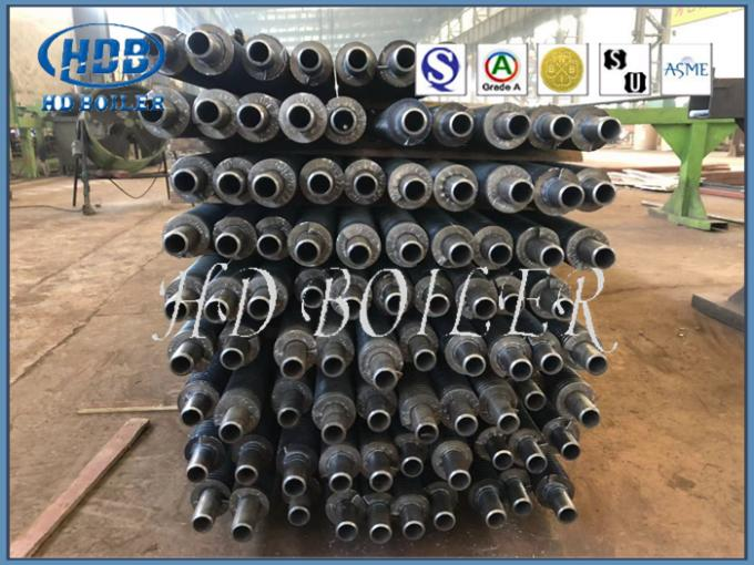 Double H And Boiler Fin Tube Heat Exchanger Heat Transfer Boiler Parts