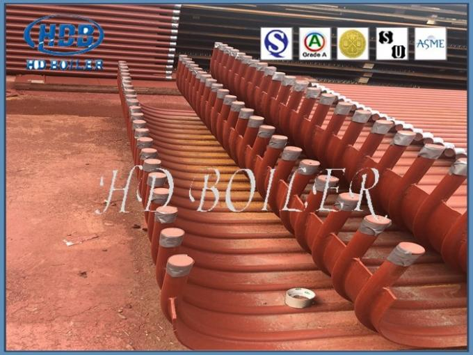 Energy Saving Power Station Boiler Industrial Cyclone Separator For Boiler System