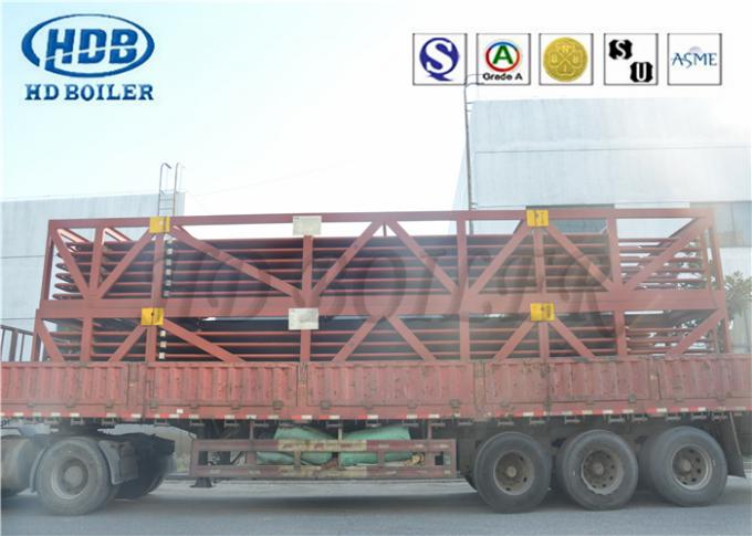 Boiler Superheater And Reheater Coils For Power Plant TP321 High Corrosion ASME