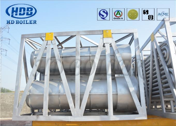 Air Preheater Tube Bundle For Steel Mill Boiler Pressure Parts Stainless Steel With ASME Standard