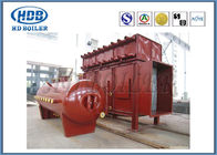 Horizontal Customized Boiler Steam Drum Energy Saving Life Times Long
