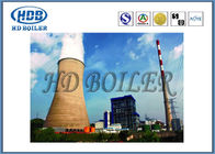 35T/h Professional Steam CFB Boiler Utility Boiler Coal Fired Environmental Friendly