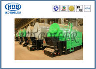 Industrial Automatic Biomass Fuel Boiler Wood Pellet Fired Low Carbon Emission