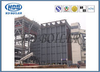 China HRSG Heat Recovery Steam Generator , Gas Combustion Turbine Waste Heat Boiler factory