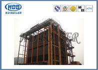 China Vertical Natural Circulation Water Tube Boiler With Coal / Biomass Fuel factory