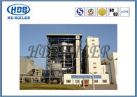 Circulating Fluidized Bed Steam / Hot Water Boiler High Pressure For Power Station