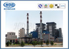 Coal / Biomass Fired CFB Boiler Circulating Fluidized Bed Boiler ASME Standard