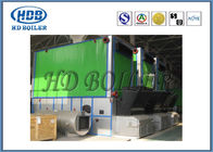 High Pressure Biomass Fuel Boiler , Biomass Steam Generator Eco - Friendly
