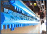 Heating Elements Boiler Manifold Headers In Horizontal Style High Efficient