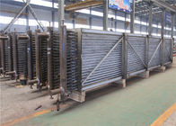 ASME Boiler Gas Cooler Heat Exchanger For Power Plant Carbon / Stainless Steel