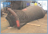 Horizontal Fabric Dust Collector Industrial Cyclone Separator For Boiler System
