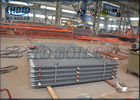 High Efficient Curved Bare Superheater For Industry And Power Station