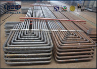 Carbon Steel Coils Superheater And Reheater Nickel Base Process For CFB Boiler ASME