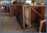 Stainless Steel Superheater And Reheater , Coal Fired High Efficient Heat Exchanger