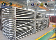 Stainless Steel Boiler Exhaust Heat Recovery System Economizer ASME Standard