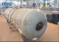 ASME Standard Produce Superheatered And Saturated Steam Boiler Drum 100mm Thickness