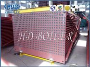 Utility / Power Station Recuperative Boiler Air Preheater Heat Preservation High Efficiency
