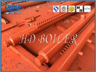OEM Customized Color Boiler Manifold Headers Pressure Parts Industrail Using
