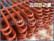 Coils Boiler Superheater And Reheater Claps Ovality Thickness Both Less Than 15%