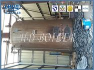 High Efficient Stainless Steel CFB Boiler Low / Intermediate / High Pressure