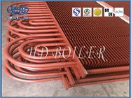 Double H Fin Tube Boiler Economizer System Squeezing Small Radius Boiler Spare Parts