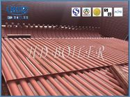 Red Energy Saving Boiler Water Wall Panels For Power Plant And Industry