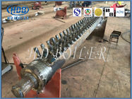 Natural Circulation Manifold Header Industrial Steam Boiler Parts SGS Passed