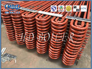 Steel Superheater In Boiler For Natural Circulation Coal - Fired CFB Boilers
