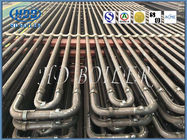 Stainless Steel Boiler Superheater Coal Fired High Efficient Heat Exchanger