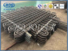 Boiler Spare Parts Superheater For Utility / Power Station , High Efficiency Heat Exchanger