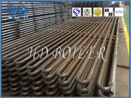 Carbon Steel Coils CFB Boiler Superheater Nickel Base Process SGS / ASME Standard