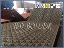 Stable Cs Membrane Water Wall Panels For Power Plant Boiler , ASME Standard