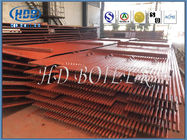 China Steel Industrial Boiler Water Wall Panels , Water Wall Construction Energy Saving factory