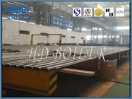 Industrial Alloy Steel Water Wall Panels For Recycling Water , Auto Submerged Welding