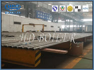 Alloy Steel Energy Saving Water Wall Construction For Power Plant , Long Life