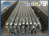 Steel Fin Tube For Hot Water Boiler , High Efficiency Boiler Finned Tube