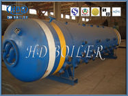 Anti Wind Pressure Induction Steam Drum For Power Station CFB Type Boiler