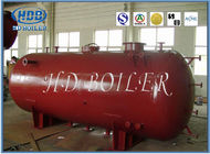 Horizontal Style Customized Boiler Steam Drum Environmentally Friendly