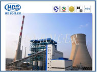 China Coal Fired SGS Standard Circulating Fluidized Bed Boiler For Power Plant factory