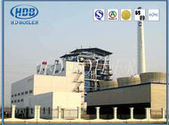 China Hi Pressure Customized Hot Water Cfbc Boiler , Fluidized Bed Combustion Boiler factory