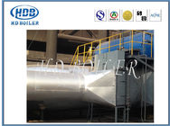 Painted Steel Heat Recovery Steam Generator , Waste Heat Recovery Boiler