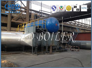 China Painted Steel Heat Recovery Steam Generator , Waste Heat Recovery Boiler factory