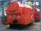 China High - Efficient High Pressure Biomass Steam Boiler Horizontal For Industry factory