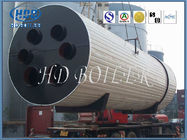 Strict Produced Waste Heat Recovery Boiler , Power Plant Steam Turbine Generator