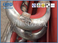 Power Station Painted Steel Customized Reheater In Boiler Long Life Time