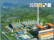 China 130T / H Coal Fired Power Plant Boiler With Natural Circulation , High Efficiency company