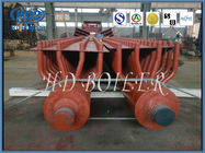 Power Plant Boiler Manifold Headers High Efficient With Customized Color