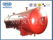 Power Station Boiler Drum In Thermal Power Plant Carbon / Stainless Steel