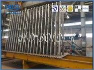 Heating Elements Air Preheater For Boiler , Plate Type Air Preheater Energy Saving